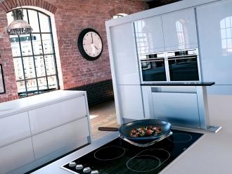 Linear Select Gloss White Detail 1